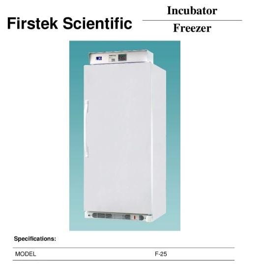 TỦ ĐÔNG ÂM 25 ĐẾN 10 ĐỘ C FIRSTEK SCIENTIFIC